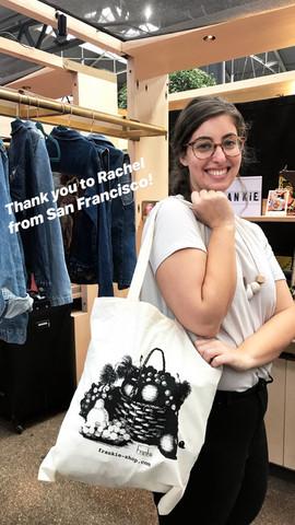 Rachel from San Francisco