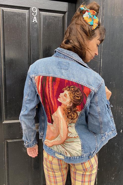 Jacket Pin Up (S)