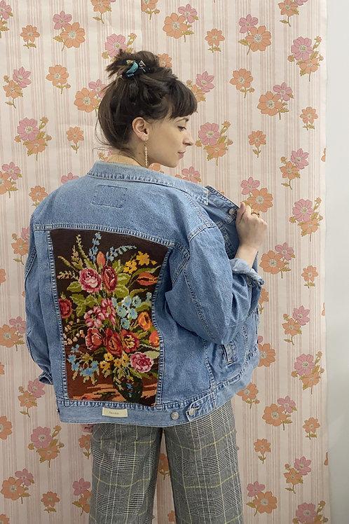 Jacket Wild Flowers (M)