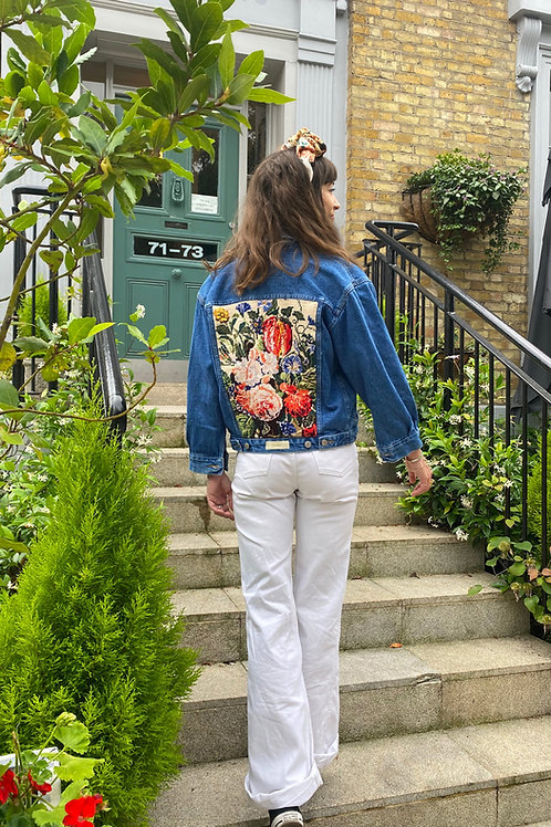 Jacket Flowers (S)