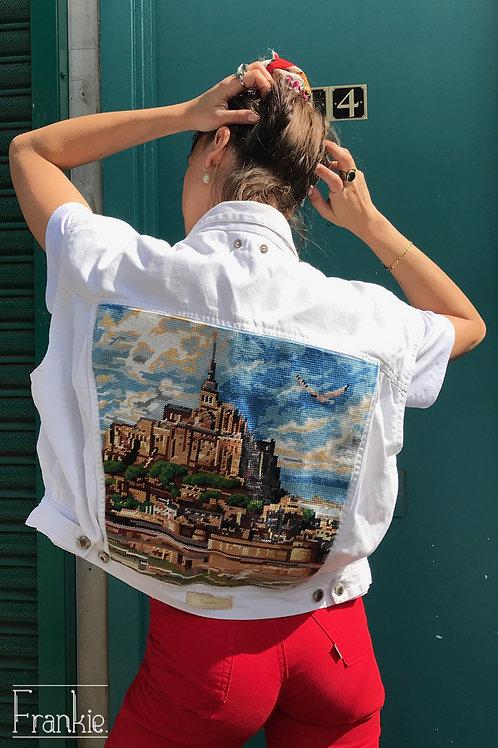 Sleeveless Jacket St Michel
