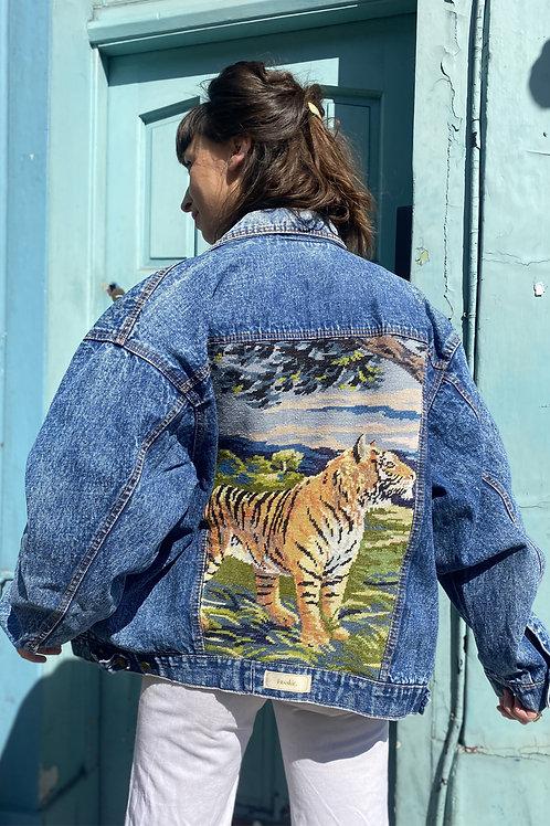 Jacket Tiger (M/L)