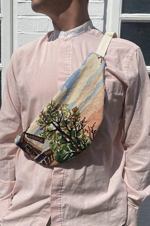Bum Bag Pastel sky