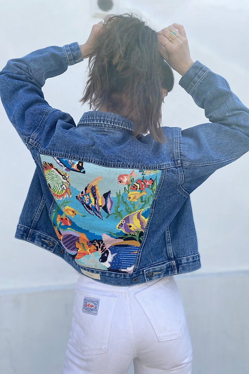 Jacket Coral (S)