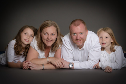 Family Portrait Photography in Hertford