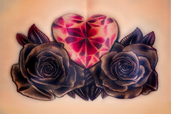 Tattoo and body photography in Hertford