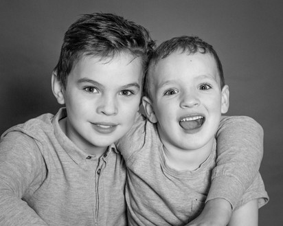 Sibling Portrait Session