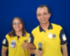 FOTO - Cl Luiz Filho e CaL Jacyra - 2 VC