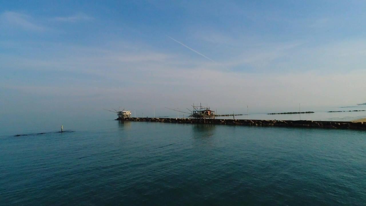 San Vito Marina  Drone in azione
