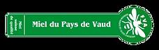 Label Miel du Pays de Vaud