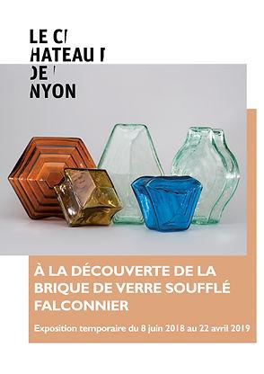 Brochure Chateau de Nyon première page