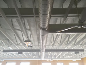 RussCo Ductwork Install Commercial
