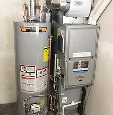 Furnace,Airconditon,waterheater,install.