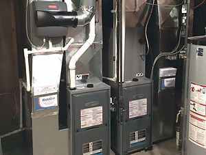 RussCo Furnace Install Routine Maintenance