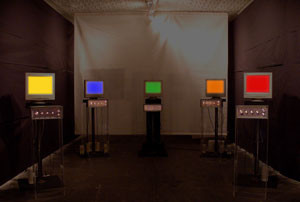 The Analog Color Field Computer