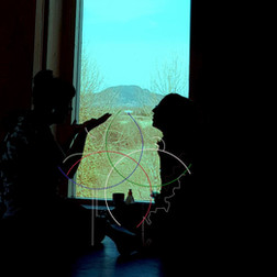 """Ximena Alarcón """"Long Distance Improvisation in Real Time"""""""