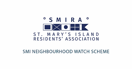 SMIRA logo SMI Neighbourhood Watch Scheme