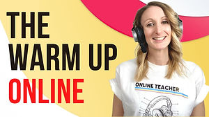 Online ESL Warm Up