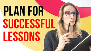 Plan For Successful Lessons