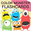 Thumbnail: Color Monster Flashcards