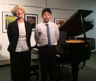 Piano Teacher Barbara Ehrlich