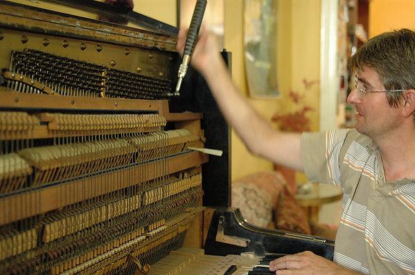 Basking Ridge Piano Teacher