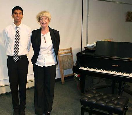 Piano Lessons Barbara Ehrlich