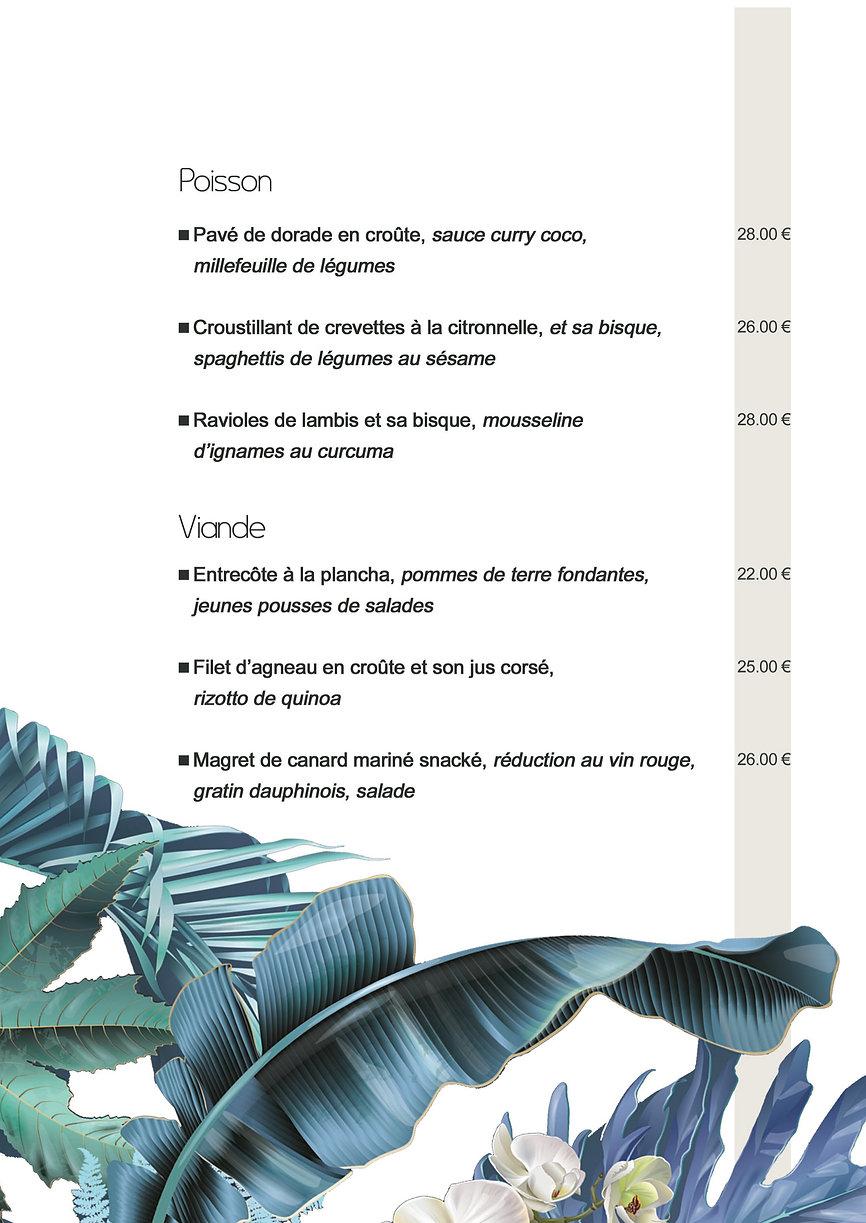 Carte La Mandoline