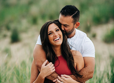 Em and Sky's Engagement Photoshoot (#1)