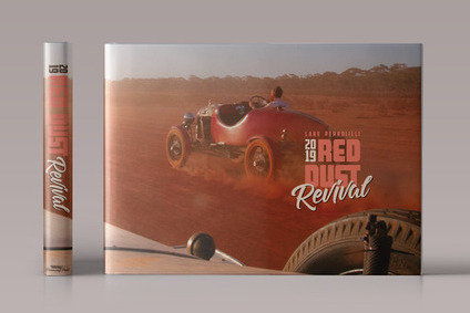 Red Dust Revival 2019 Book
