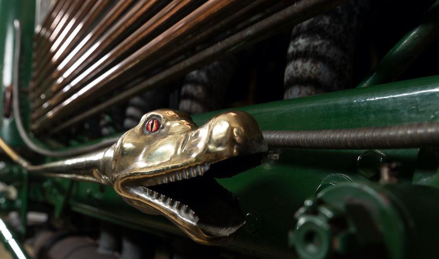 Napier L48 Boa snake horn