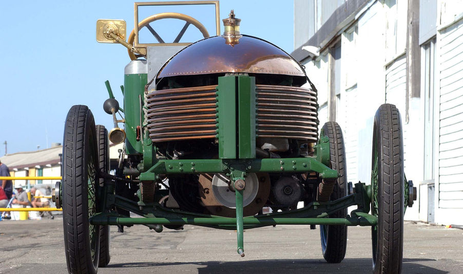 Napier at Fremantle Motor Museum