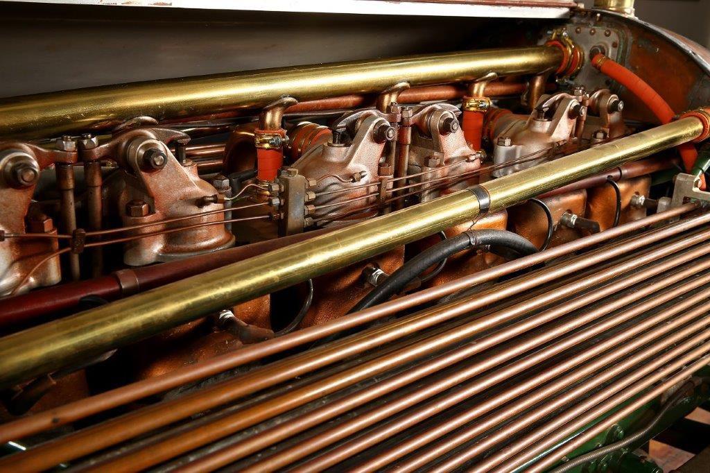 NAPIER 15 Litre Engine