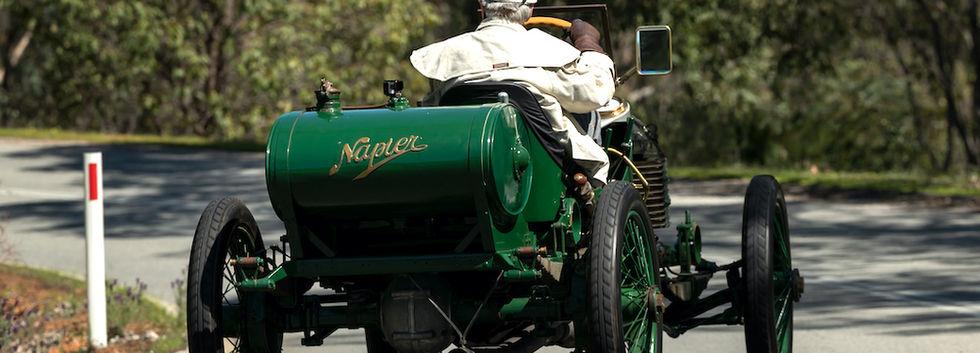 Napier Sept 2020 Mundaring Australia