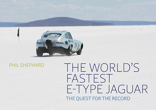 World's Fastest E-Type Jaguar