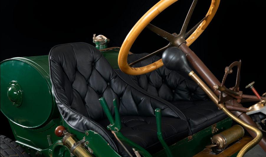 Napier L48 Seats