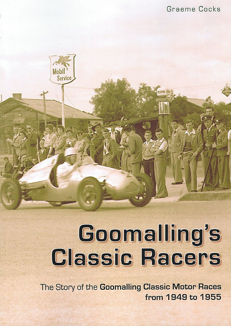 Goomalling's Classic Racers