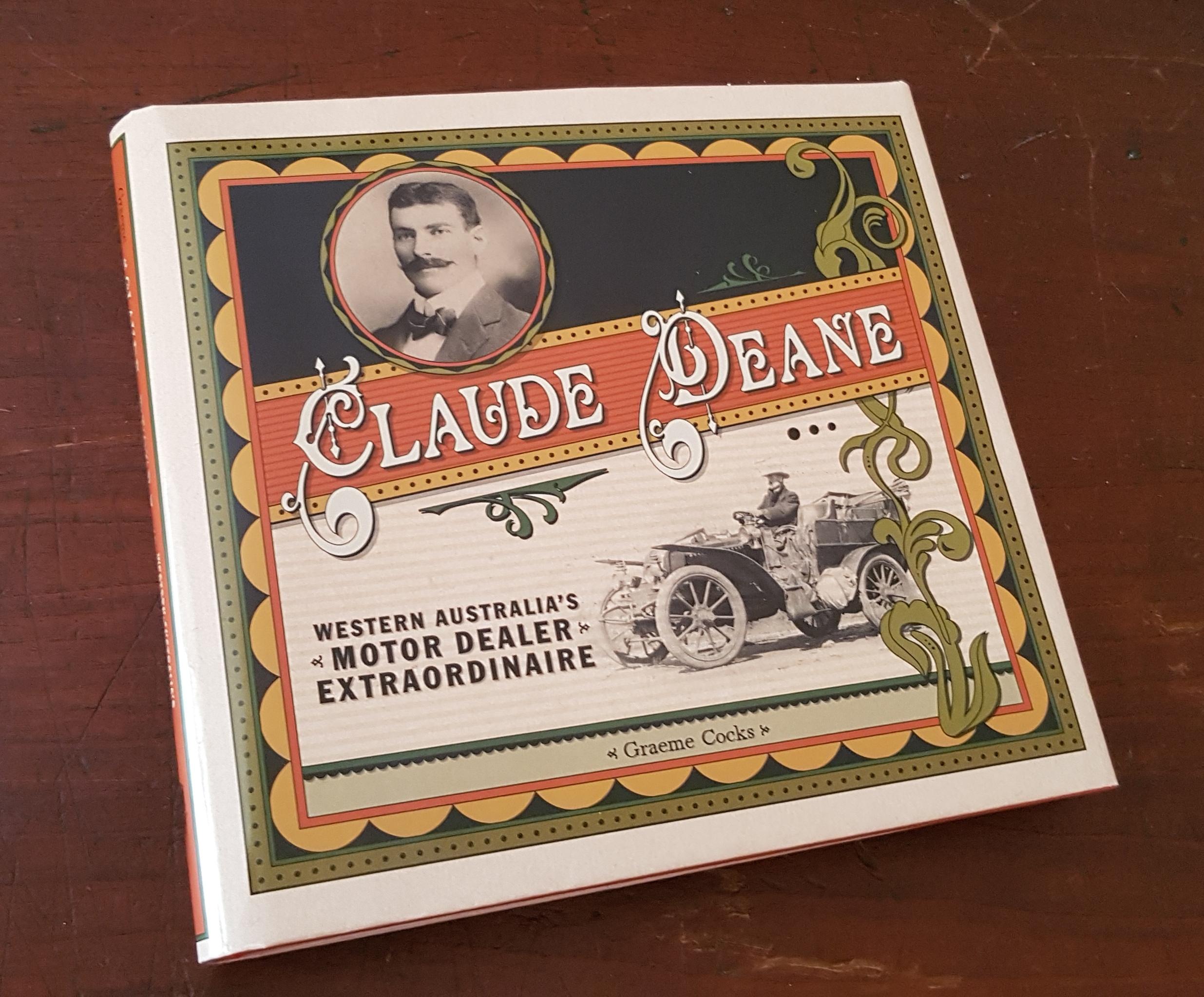 Deane book