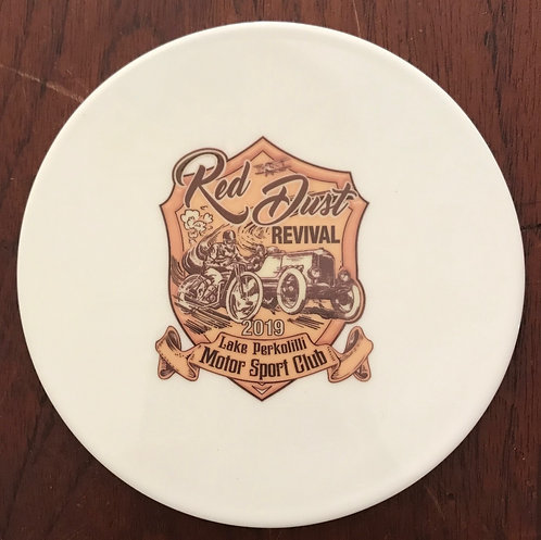 Red Dust Revival Trivet