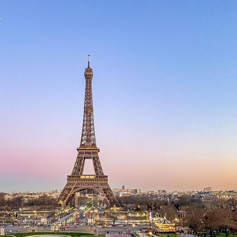 Recital en París