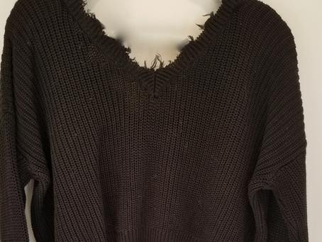 V-Neck Sweater | The Dreamweaver