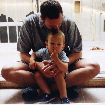 Aaron and me 1999.jpg