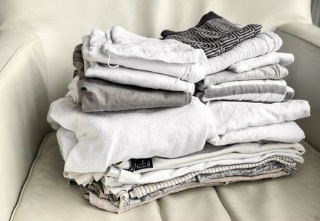 A Pile of Clean Laundry | The Dreamweaver