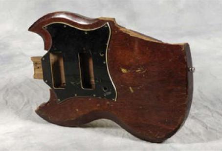 My New Guitar | The Dreamweaver