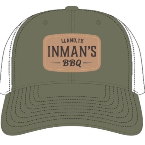 Inman's Leather Patch Richardson 112