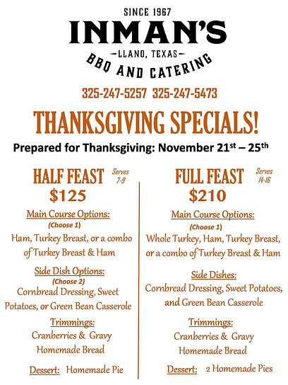 Inmans Thanksgiving Specials final 2020.
