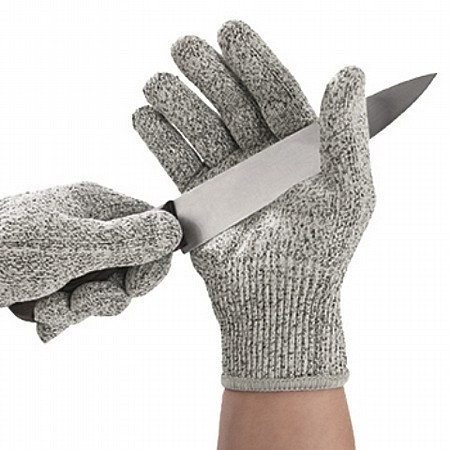כפפה להגנה במטבח מפני חיתוך