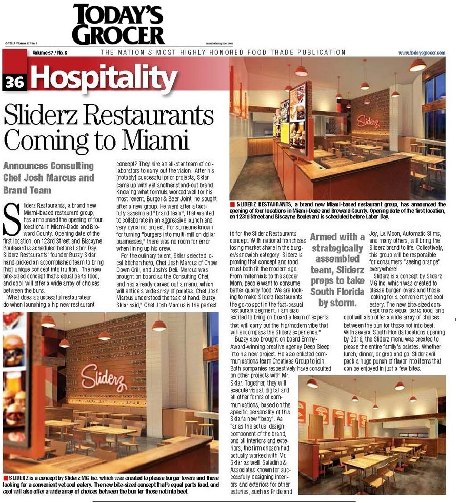 Todays Grocer