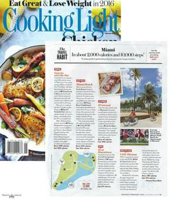 Cooking Light Magazine Jan/Feb 2016
