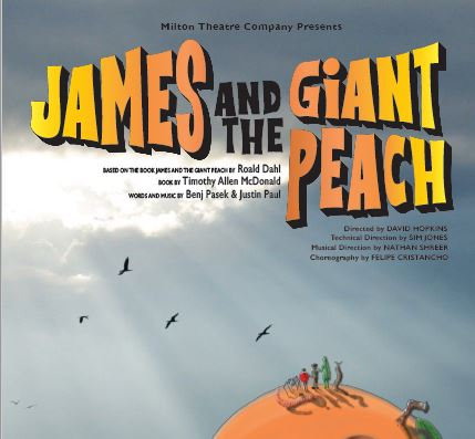 James and the Giant Peach Order
